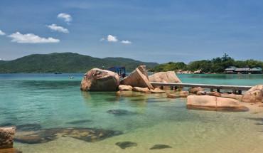 Đảo Hòn Ông, vẻ đẹp hoang sơ
