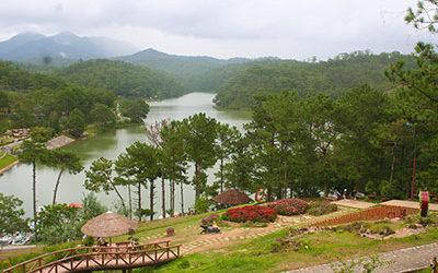 Hồ Tuyền Lâm, Đà Lạt
