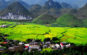 Núi đôi Quản Bạ - Hà Giang