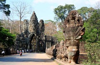 Tour Du Lịch: TP Hồ Chí Minh – Campuchia – Thái Lan – 7 Ngày