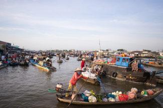 Du lịch miền Tây: Hà Nội – Mỹ Tho – Bến Tre – Cần Thơ – Sóc Trăng – Cà Mau – Bạc Liêu 5 Ngày