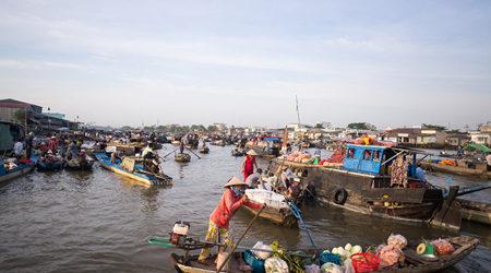 Tour Du Lịch: Hà Nội – Tp. Hồ Chí Minh – Miền Tây Nam Bộ – 5 Ngày