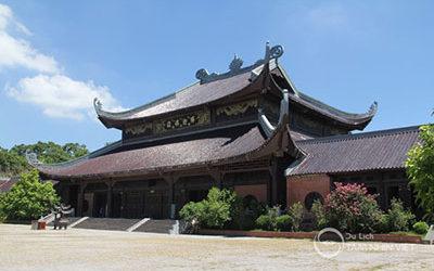 Tour Du Xuân: Hà Nội – Bái Đính – Tràng An 1 Ngày