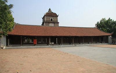 Tour Du Xuân: Hà Nội – Chùa Bút Tháp – Chùa Dâu – Chùa Bồ Đề 1 Ngày