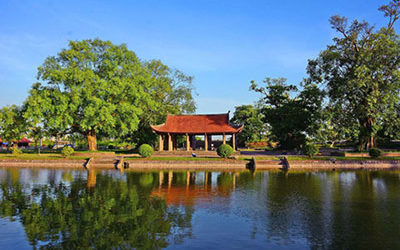 Tour Du Xuân: Hà Nội – Chùa Keo – Đền Đồng Bằng 1 Ngày