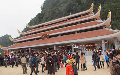 Tour Du Xuân: Hà Nội – Chùa Tiên – Động Phú Lão – 1 Ngày