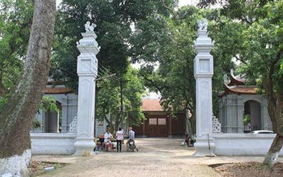 Tour Du Xuân: Hà Nội – Đền Dầm – Đền Đại Lộ – Đền Chử Đồng Tử – Bát Tràng – 1 Ngày