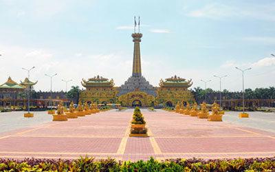 KDL Lạc Cảnh Đại Nam Văn Hiến
