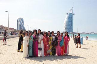 Tour Du Lịch Dubai – Hòn Ngọc Trung Đông: Hà Nội – Dubai – Abu Dhabi – Sa Mạc Safari – 6 Ngày