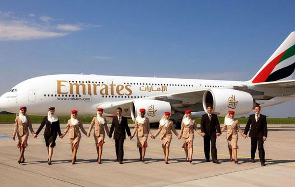 Hãng hàng không 5* Emirates