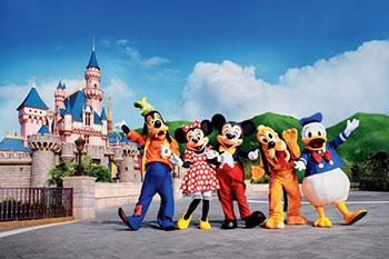 Tour Du Lịch: Hong Kong – Disneyland – 4 Ngày