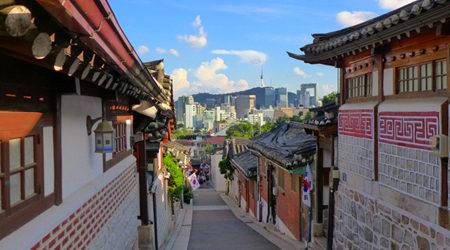 Tour Du Lịch: Hà Nội – Nhật Bản – Hàn Quốc – 8 Ngày
