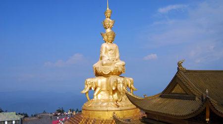 Tour Du Lịch Trung Quốc: Lạc Sơn Đại Phật – Nga My Sơn – Cửu Trại Câu – Mâu Ni Câu – Thành Đô – 8 Ngày