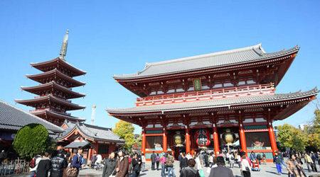 Tour Du Lịch Nhật Bản: Tokyo – Núi Phú Sĩ – Fukushima – 5 Ngày