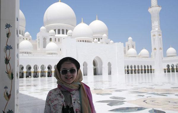 Đại thánh đường hồi giáo Thánh đường Hồi giáo Sheikh Zayed
