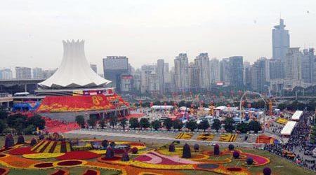 Tour Du Lịch Trung Quốc: Nam Ninh – Quảng Châu – Thâm Quyến – 5 Ngày