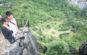 Đỉnh núi Hàm Rồng - Sapa