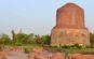 Bảo tháp Dhamekha - Vườn Lộc Uyển Sarnath