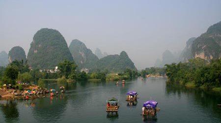Tour Du Lịch Trung Quốc: Hà Nội – Nam Ninh – Quế Lâm – 5 Ngày