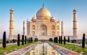 Taj Mahal, Arga