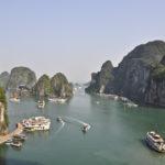 Du Lịch Hạ Long: Tp Hồ Chí Minh – Hà Nội – Ninh Bình – Hạ Long 4 Ngày