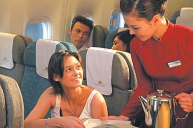 Vietnam Airlines tăng chuyến bay trong dịp tết nguyên đán 2012
