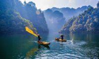 Tour Du Lịch Trung Quốc: Phù Dung Trấn – Phượng Hoàng Cổ Trấn – Thiên Môn Sơn – 5 Ngày